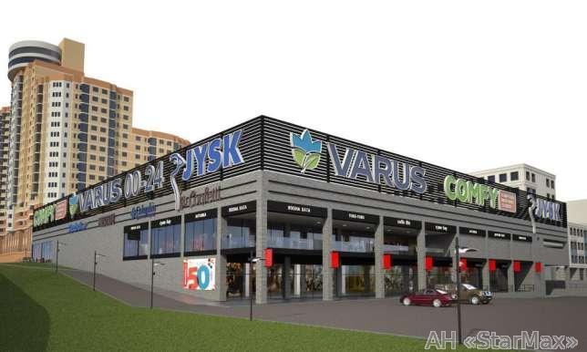 Фото - Сдам торговый центр Киев, Палладина Академика пр-т