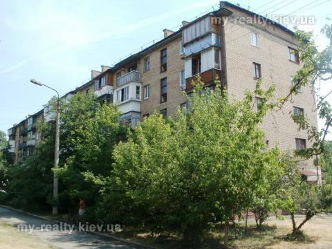 Фото 3 - Продам квартиру Киев, Сергиенко Ивана ул.