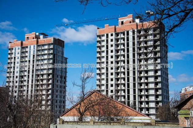 Продам квартиру несданный новострой Харьков, Минская ул. 2