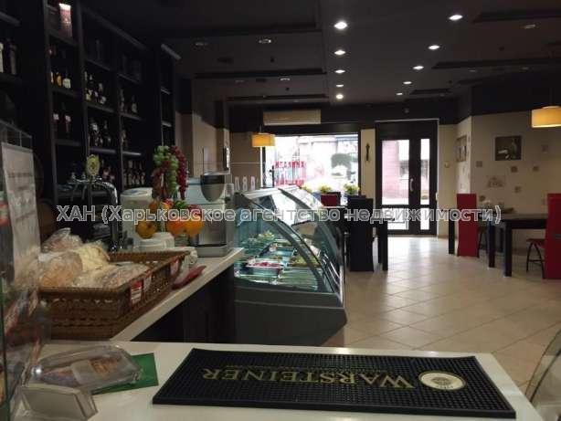 Продам кафе Харьков, Пушкинская ул. 2