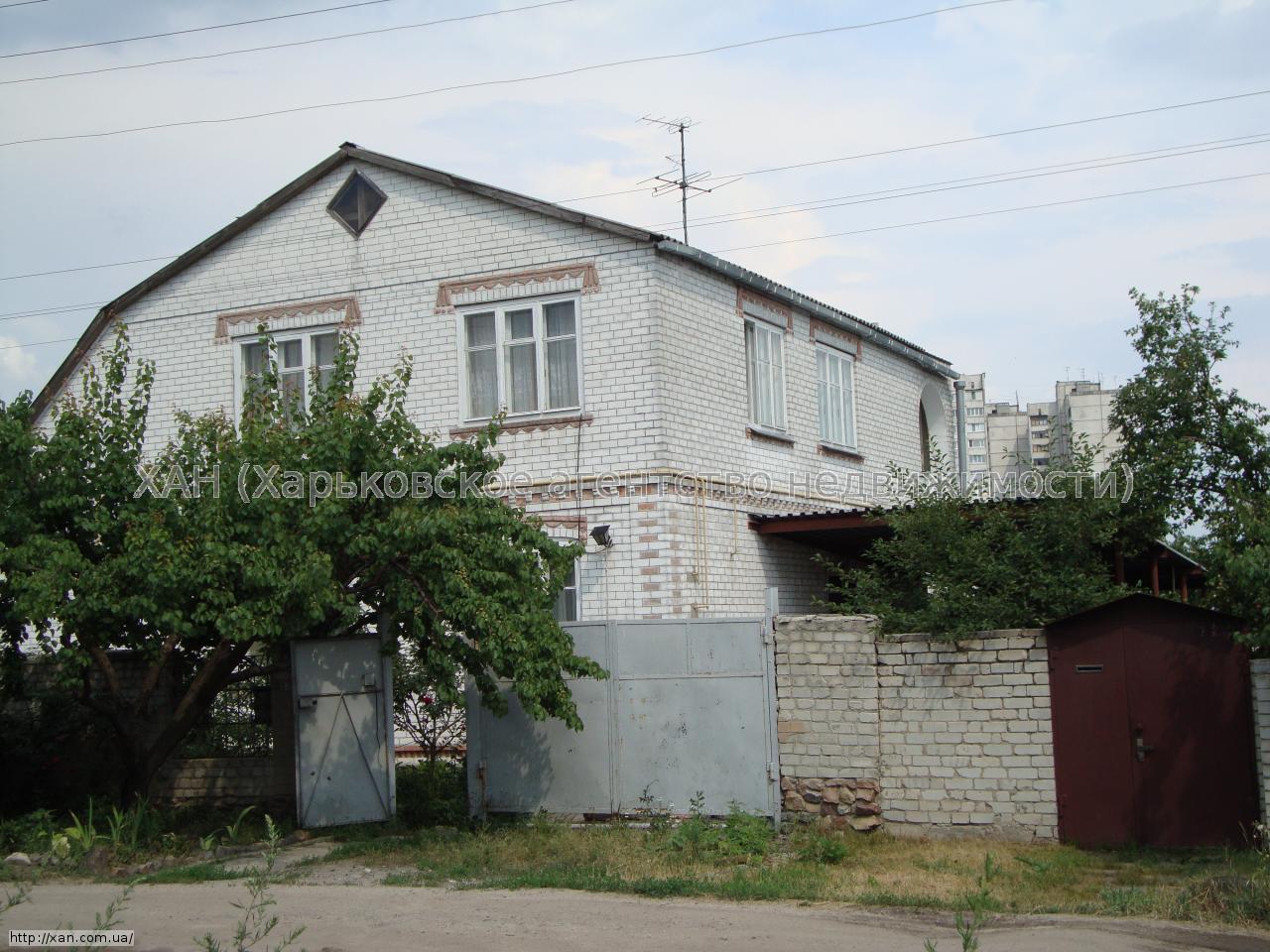 Продам дом Харьков, Пожарского ул.