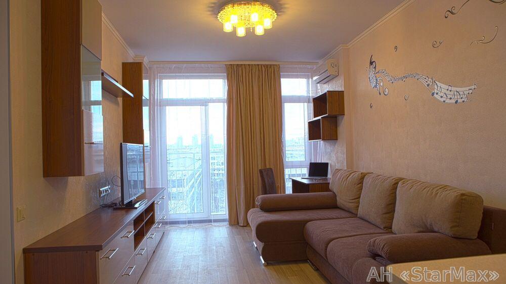Фото 3 - Сдам квартиру Киев, Регенераторная ул.