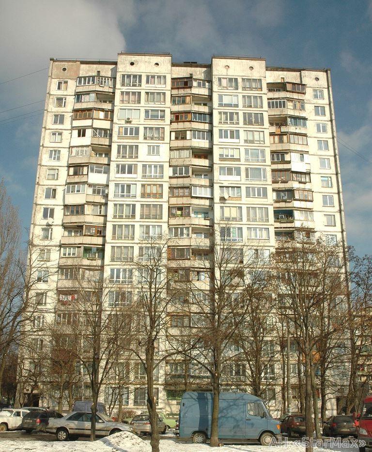 Фото 2 - Продам квартиру Киев, Зодчих ул.