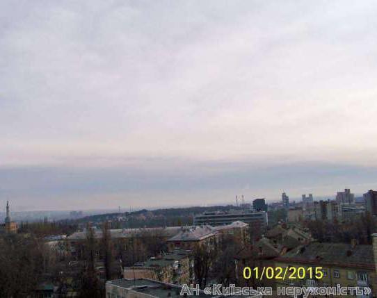 Фото - Продам квартиру Киев, Суворова ул.
