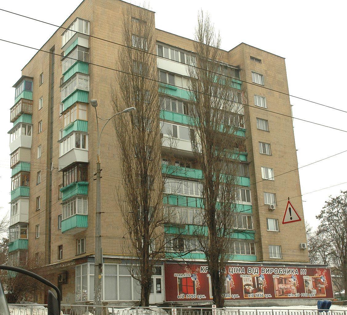 Фото - Продам квартиру Киев, Выборгская ул.