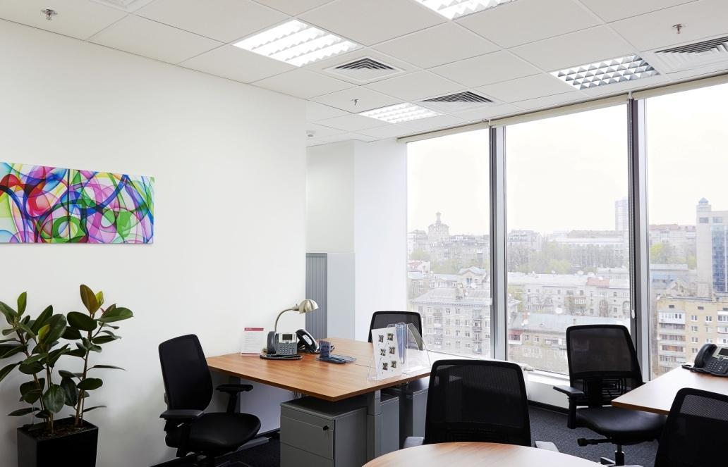 Фото - Сдам офис в офисном центре Киев, Спортивная пл.