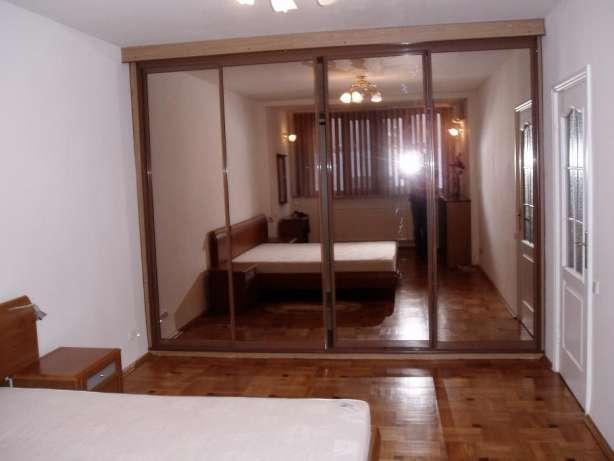 Предлагается в аренду 4-комнатная квартира - евроремонт; просторная гостинная ; спальня  с большим шкафом купе(L=3,5м); и две де ...
