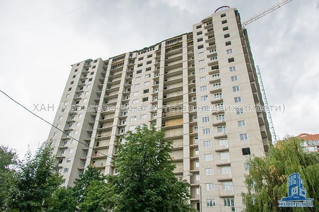 Фото - Продам квартиру несданный новострой Харьков, Целиноградская ул.
