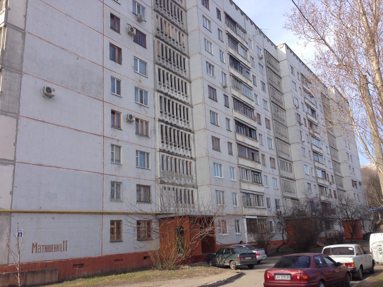 Продам квартиру Харьков, Матюшенко ул.