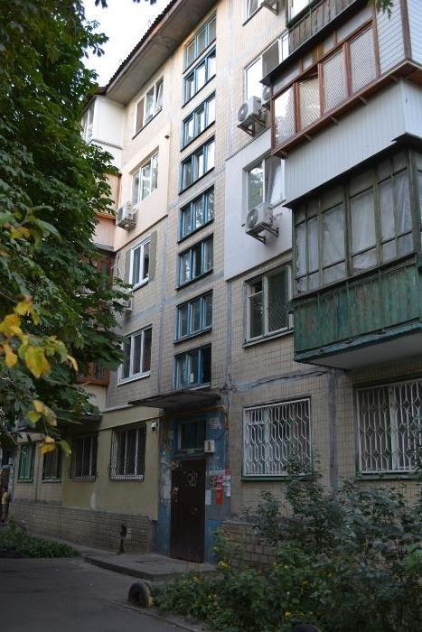 Фото - Продам квартиру Киев, Запорожца Петра ул.