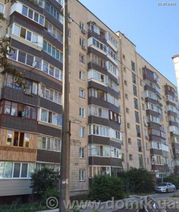 Фото 2 - Продам квартиру Киев, Метрологическая ул.