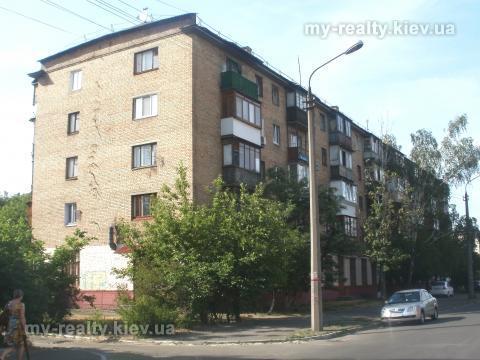 Фото - Продам квартиру Киев, Сергиенко Ивана ул.