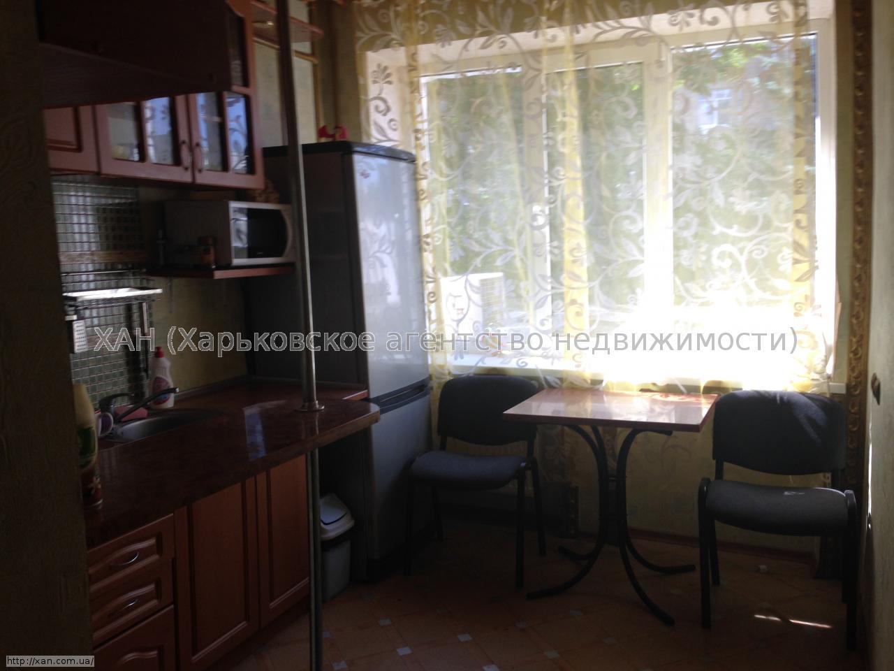 Продам квартиру Харьков, Пушкинская ул. 3