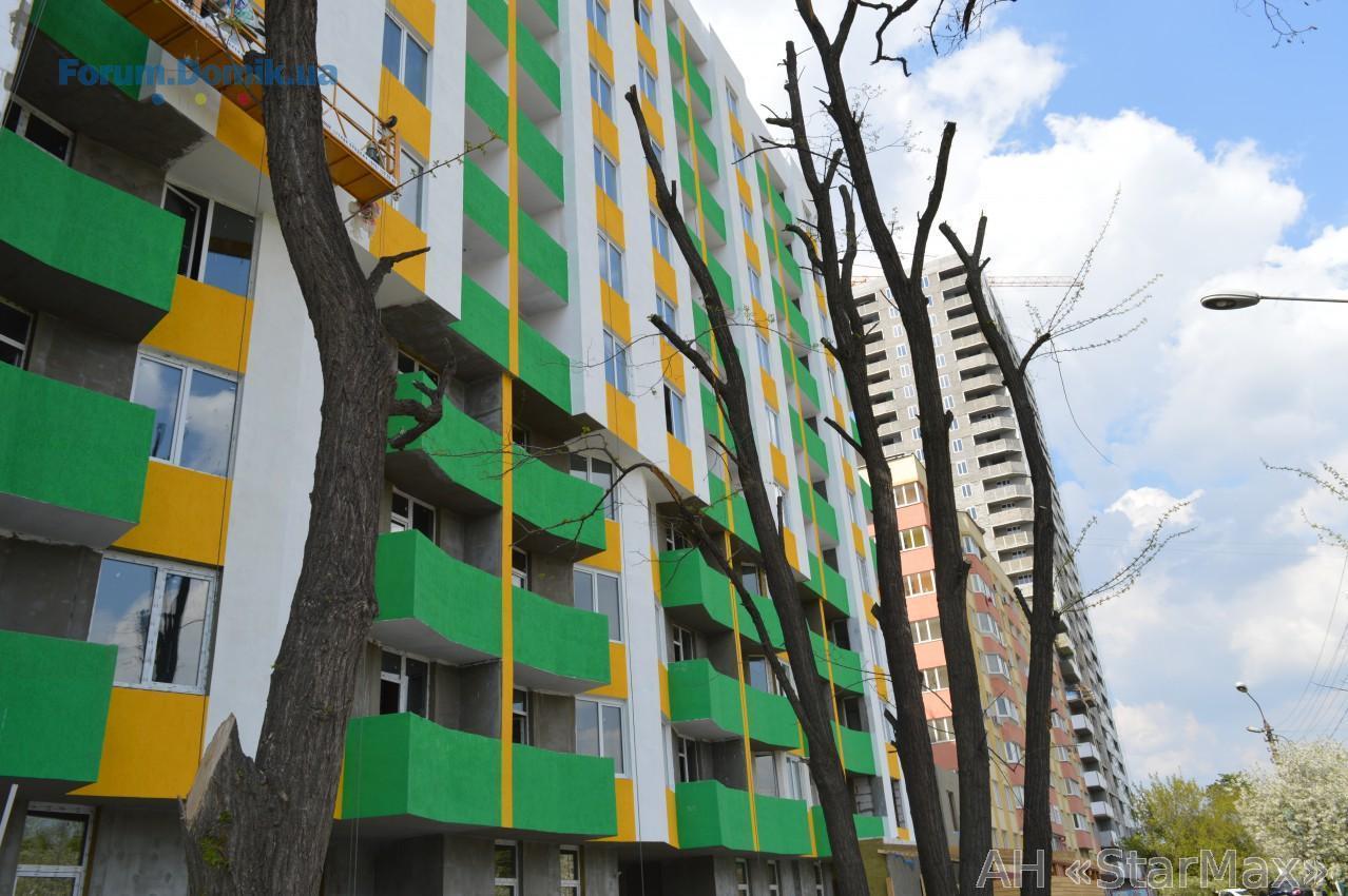 Фото 2 - Продам квартиру Киев, Лобачевского пер.