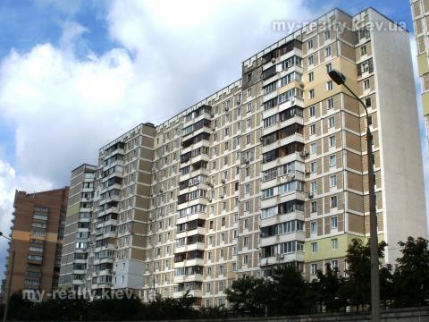 Фото - Продам квартиру Киев, Срибнокильская ул.