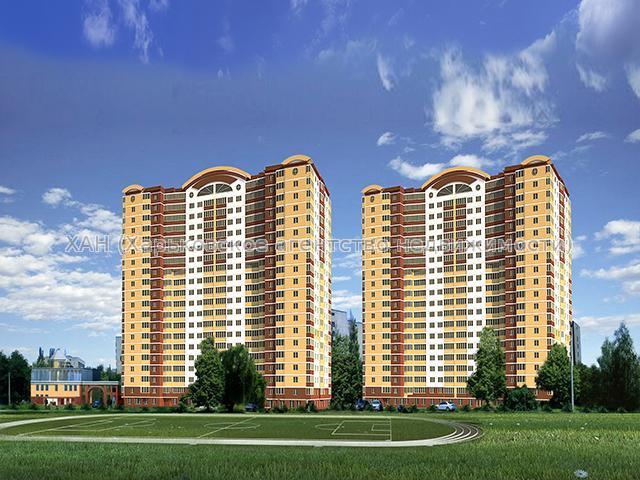 Продам квартиру несданный новострой Харьков, Целиноградская ул.