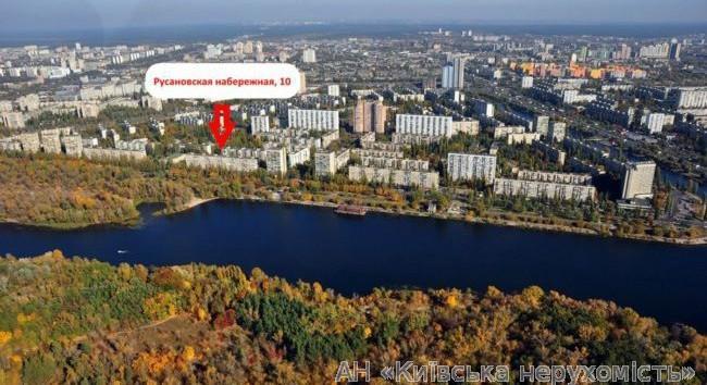 Фото 5 - Продам квартиру Киев, Русановская наб.