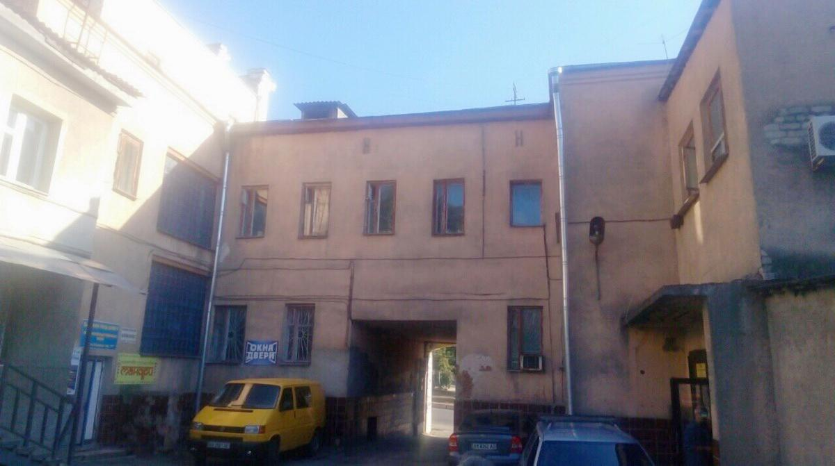 Продам отдельно стоящий офис Харьков, Бурсацкий спуск 2