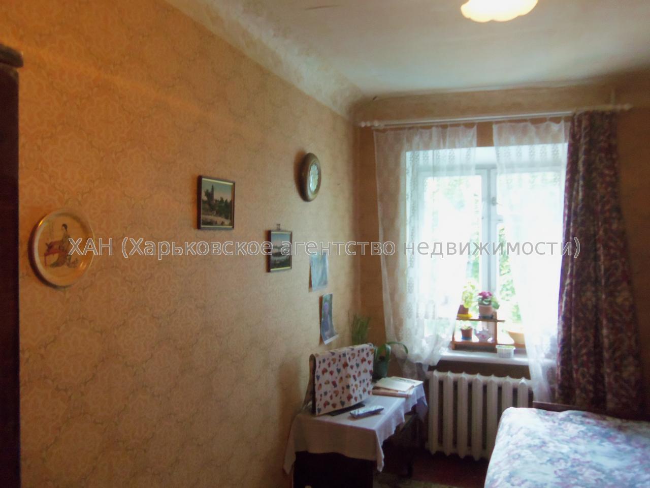 Продам квартиру Харьков, Лесопарковский 1-й пер. 4