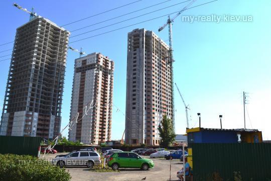 Фото 3 - Продам квартиру Киев, Крушельницкой Саломеи ул.