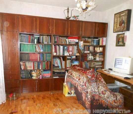Фото 3 - Продам квартиру Киев, Бальзака Оноре де ул.