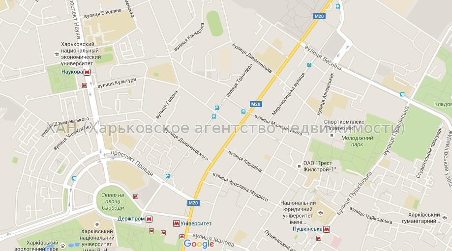 Фото - Продам квартиру Харьков, Сумская ул.