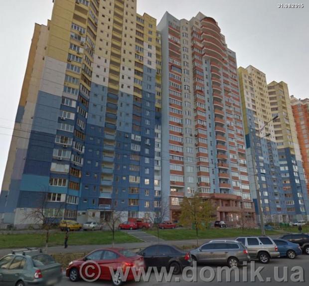 Фото - Продам квартиру Киев, Цветаевой Марины ул.