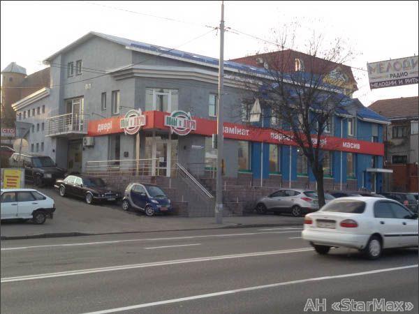 Фото - Сдам торговое помещение Киев, Лобановского ул.