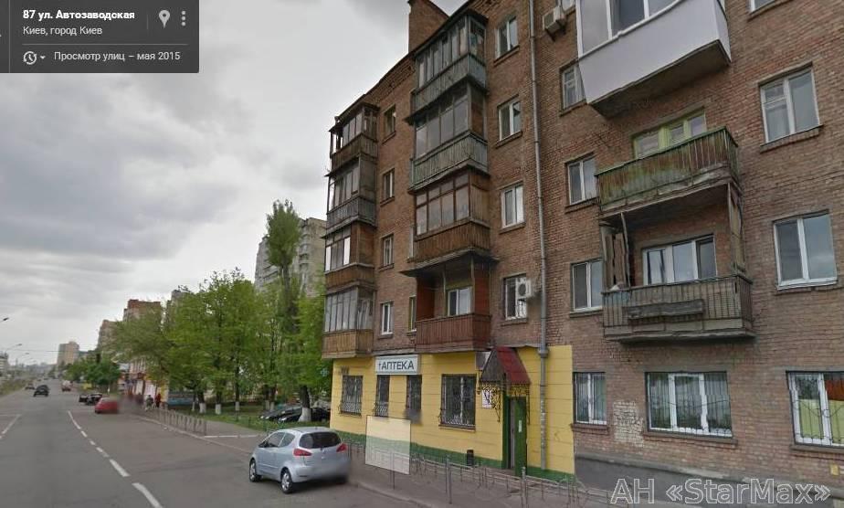 Фото 2 - Сдам объект сервиса Киев, Автозаводская ул.