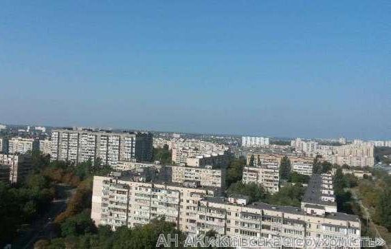 Фото 2 - Продам квартиру Киев, Булгакова ул.