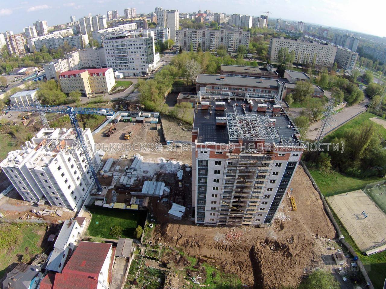 Продам квартиру несданный новострой Харьков, Новгородская ул. 3