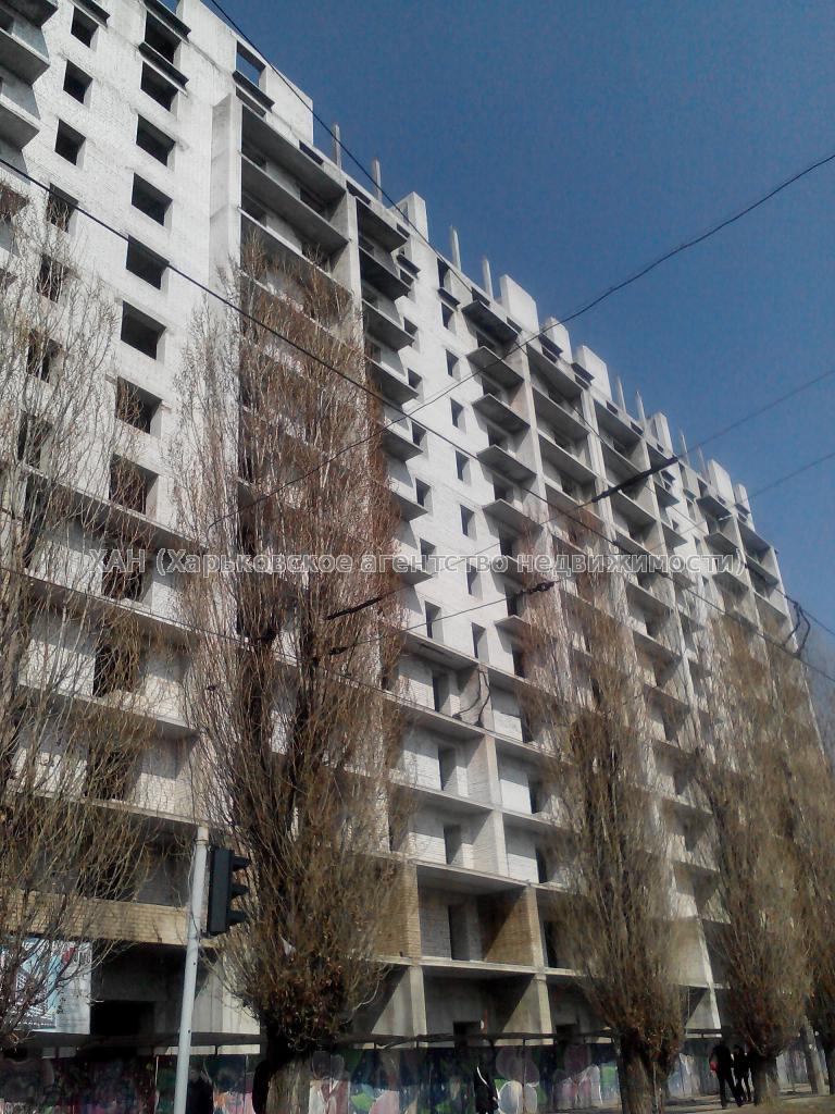 Продам квартиру несданный новострой Харьков, Полтавский Шлях ул. 2