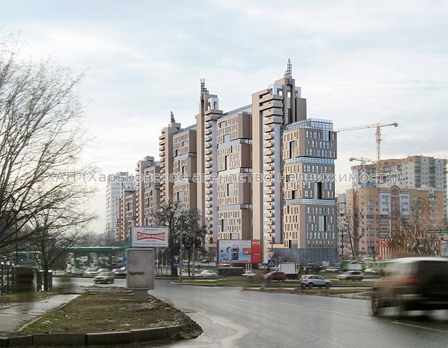 Продам квартиру несданный новострой Харьков, Клочковская ул.