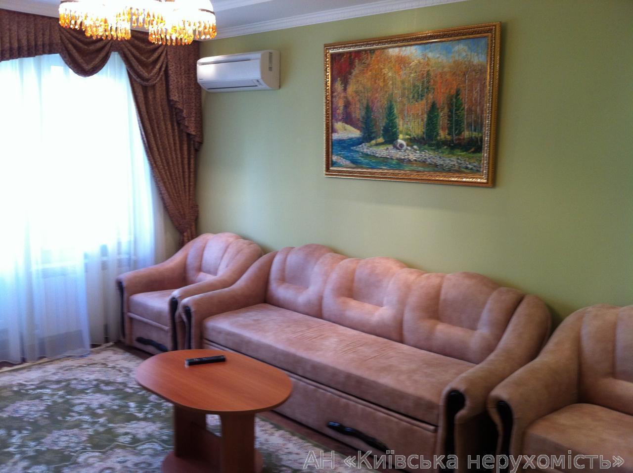 Фото 2 - Сдам квартиру Киев, Клавдиевская ул.