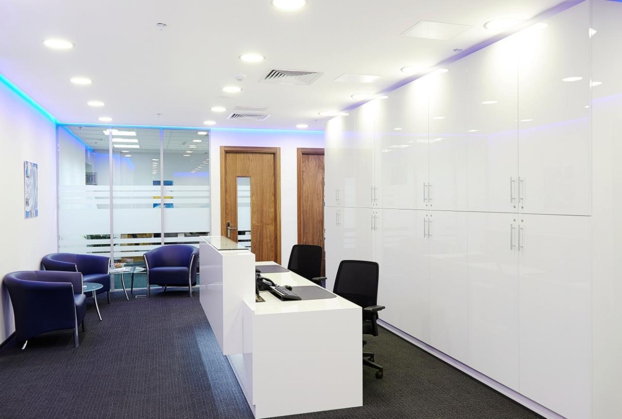 Фото 3 - Сдам офис в офисном центре Киев, Спортивная пл.