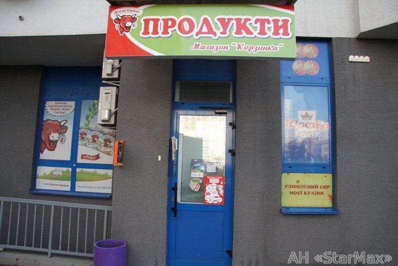 Продам магазин Киев, Гмыри Бориса ул.