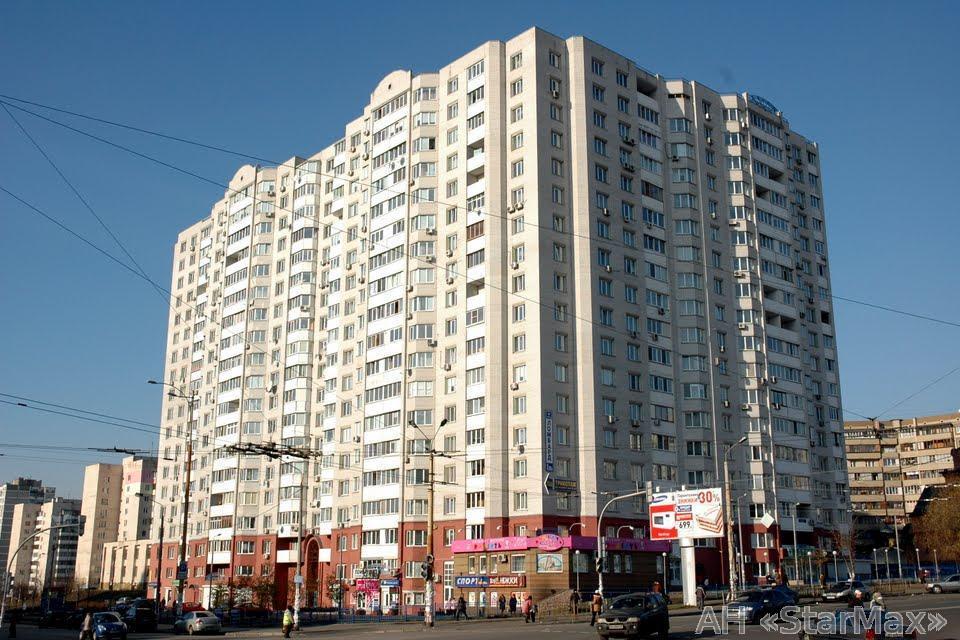 Продам квартиру Киев, Прилужная ул.