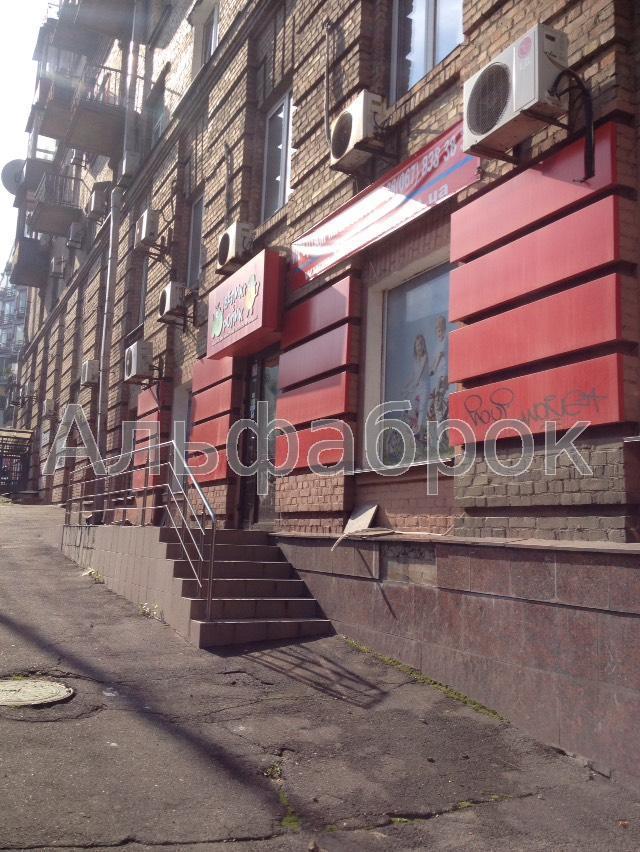Продам торговое помещение Киев, Леси Украинки бул.
