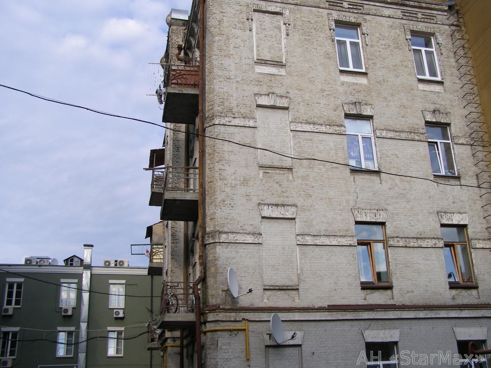 Продам квартиру Киев, Набережно-Крещатицкая ул. 4