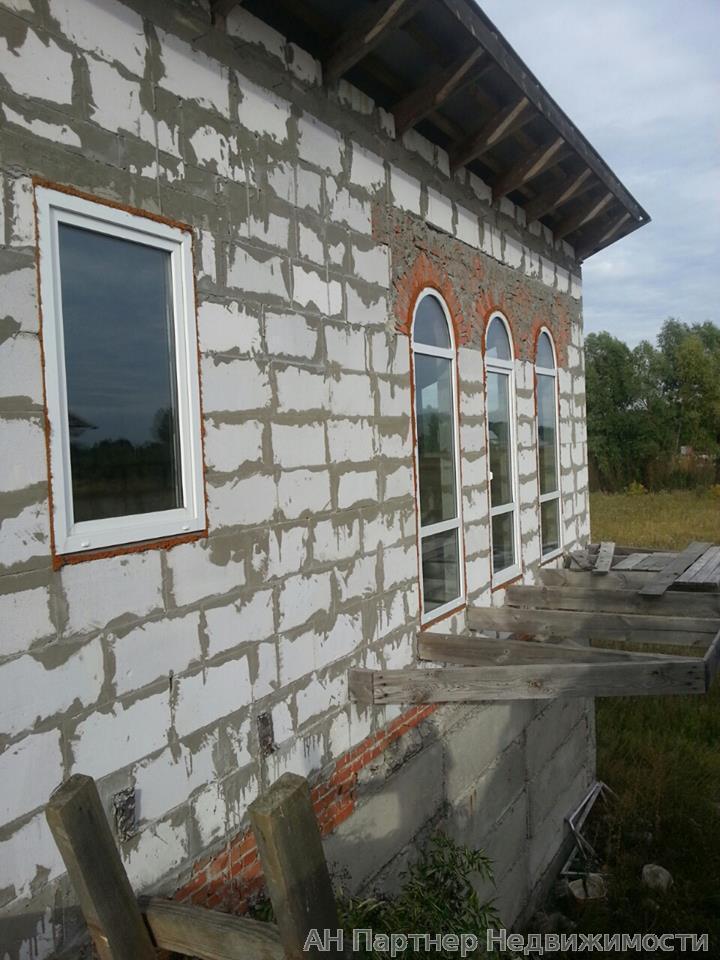 Продам дом недострой Борисполь 5