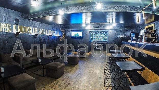 Продам бар Киев, Саксаганского ул.