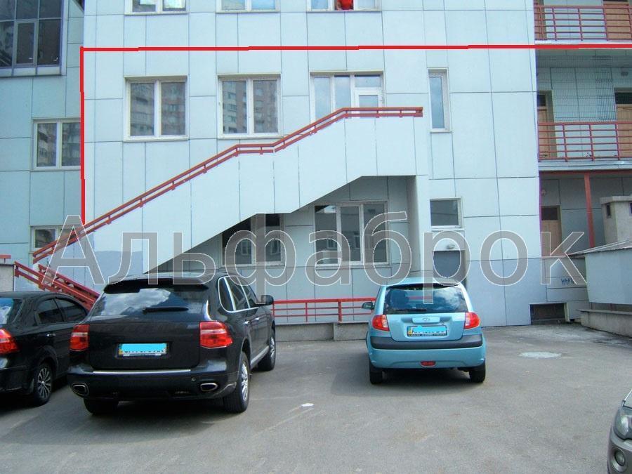 Продам офисное помещение Киев, Срибнокильская ул.