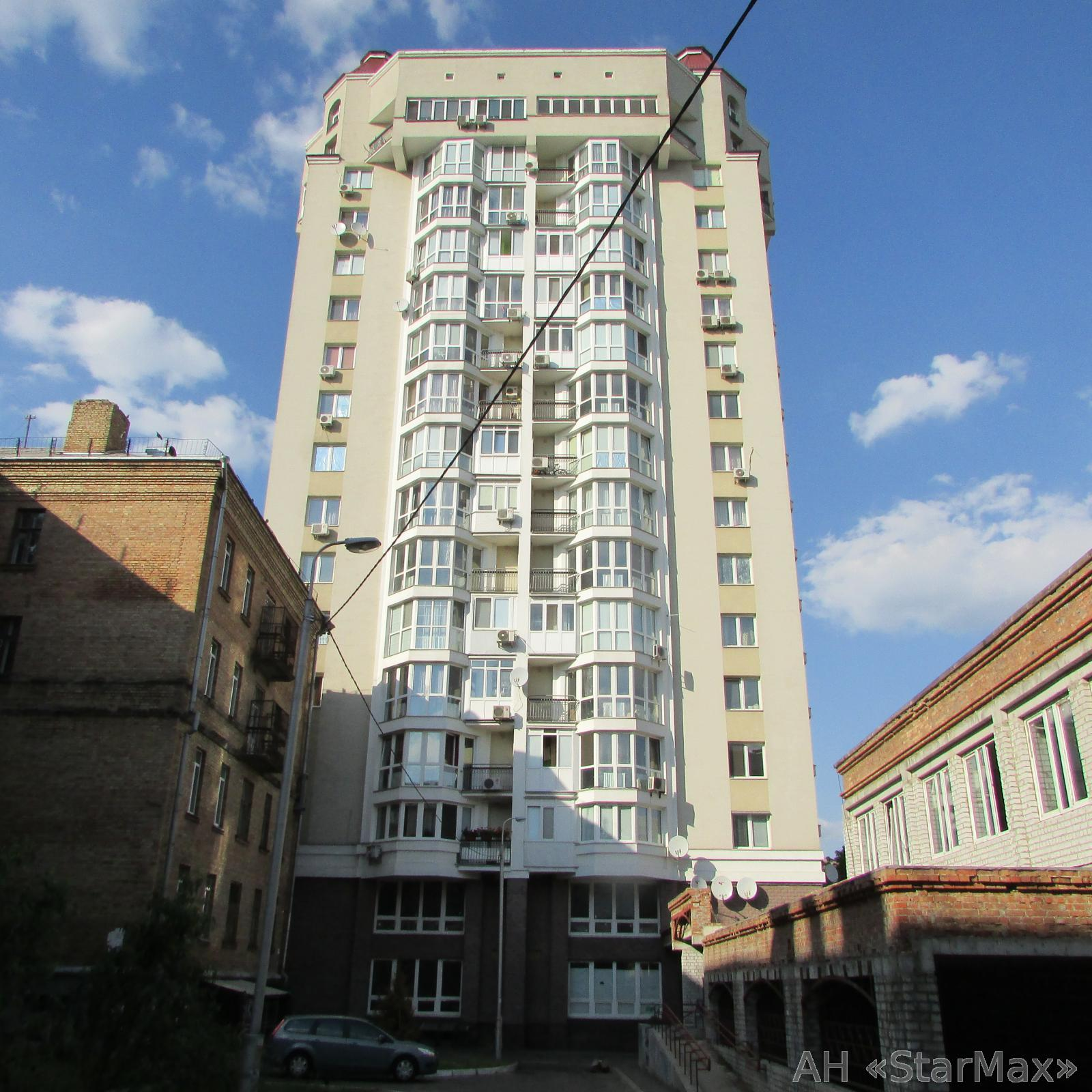 Продам квартиру Киев, Волынская ул.