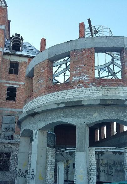 Продам нежилую недвижимость недостроенный объект Козин, Новая ул. 5