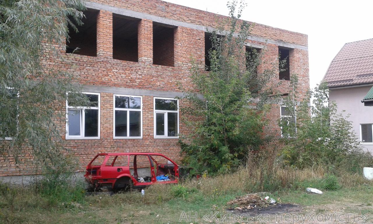 Продам дом недострой Киев, Качуры Якова ул.