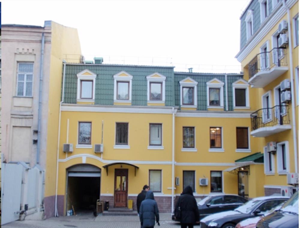 Продам офисное здание Киев, Спасская ул.