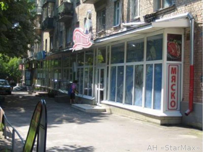 Сдам магазин Киев, Василевской Ванды ул.