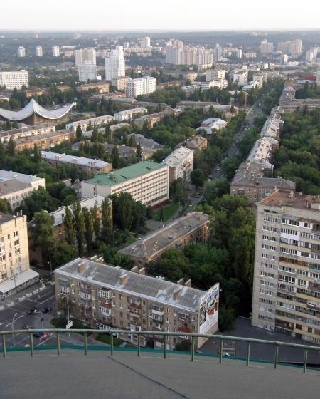 Продам офис в многоквартирном доме Киев, Большая Васильковская ул. 3