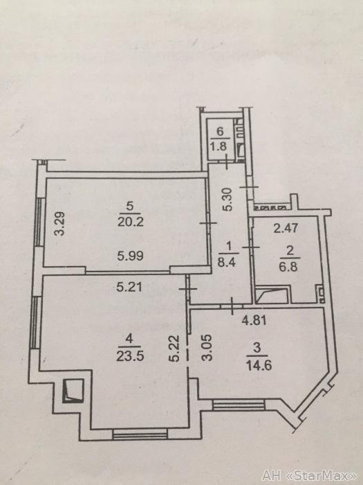 Продам квартиру Киев, Дмитриевская ул. 4