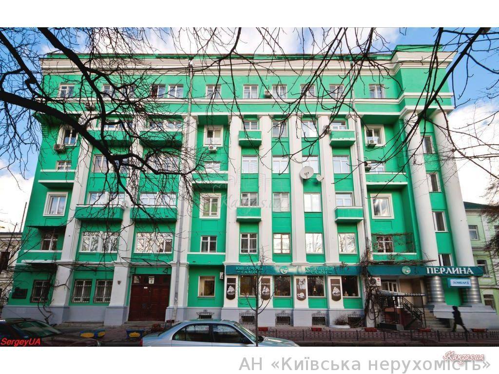 Продам квартиру Киев, Леонтовича ул.